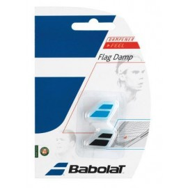 Виброгаситель Babolat Vibration flag damp Blue/Black