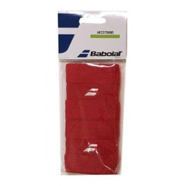Напульсник Babolat Wristband Red