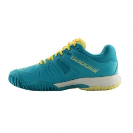 Теннисные кроссовки Babolat Pulsion All Court  Women Turquase