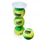 Теннисные мячи Shine Stage 1 Green 72 мяча.