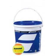 Теннисные мячи Babolat Academy Stage 2 36 мячей в ведре