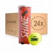 Теннисные мячи Shine Super 72 мяча