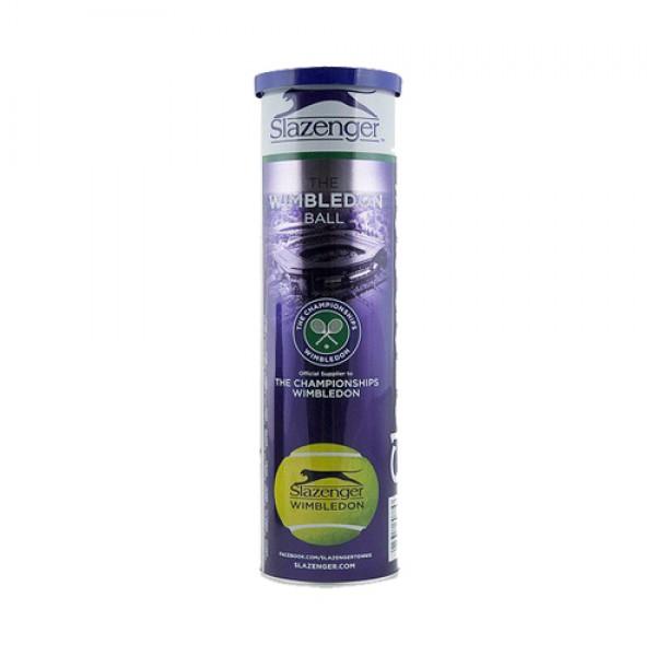 Теннисные мячи Slazenger Wimbledon 72 мяча (18 по 4)