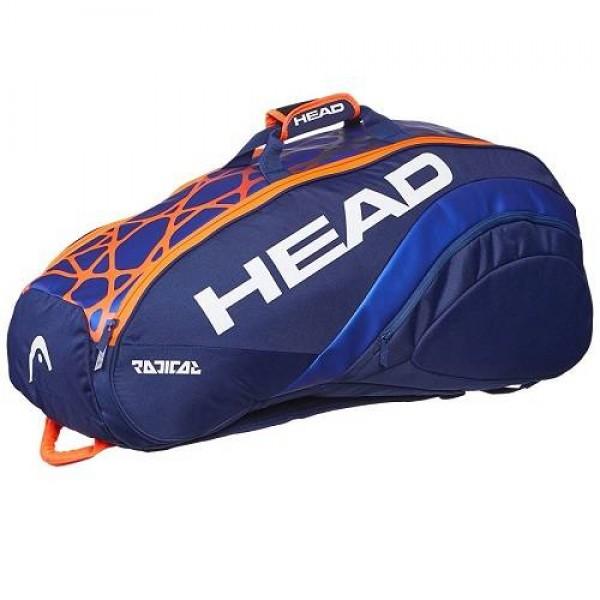 Теннисная сумка Head Radical Combi на 6 ракеток 2018