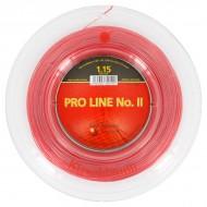 Теннисная струна Kirschbaum Pro Line II  Красная 200 метров