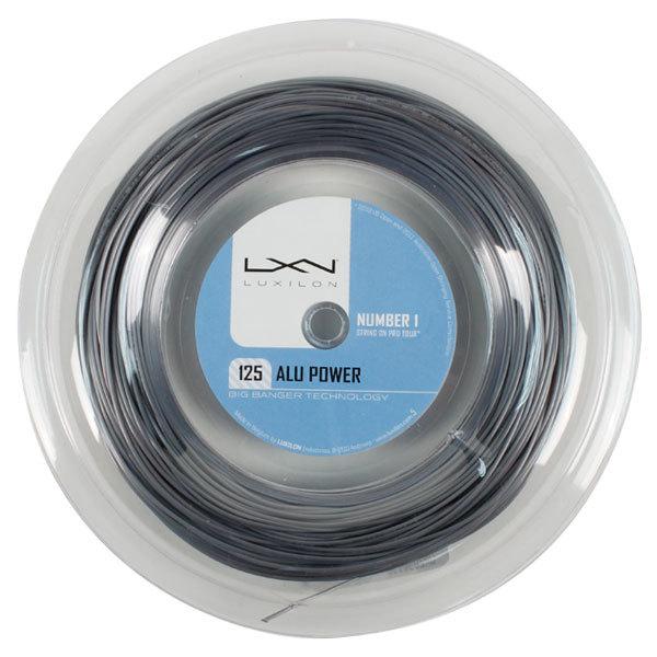 Теннисная струна Luxilon BB Alu Power 200 метров