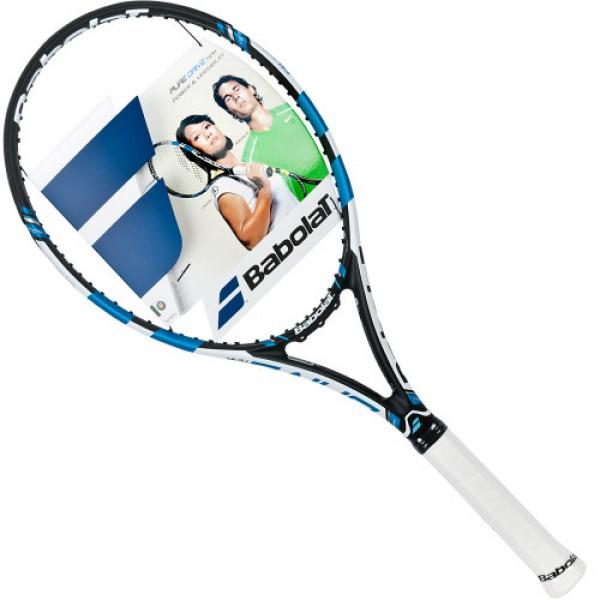 Теннисная ракетка Babolat Pure Drive 107 (Вес: 280, Голова: 107)
