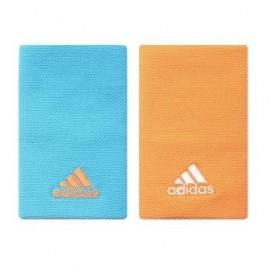 Напульсник Adidas Tennis Large Blue/Orange