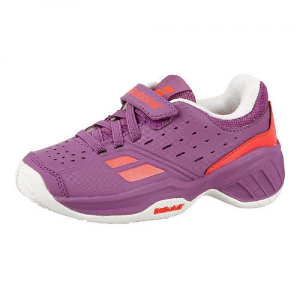 Детские теннисные кроссовки Babolat Pulsion All Court Junior Parme