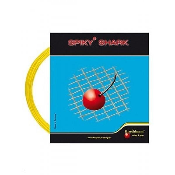 Теннисная струна Kirschbaum Spiky Shark Yellow12 метров.