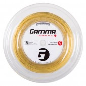 Теннисная струна Gamma Live Wire XP 1.32 mm 110 метров