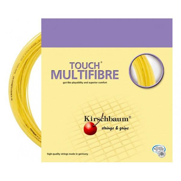 Теннисная струна Kirschbaum Touch Multifibre 12 метров.