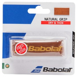 Базовая намотка из натуральной кожи Babolat Natural Grip