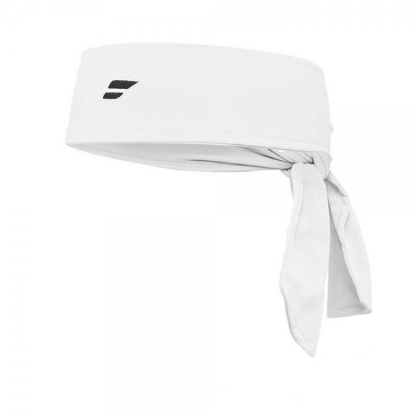 Бандана на голову Babolat Logo Bright White