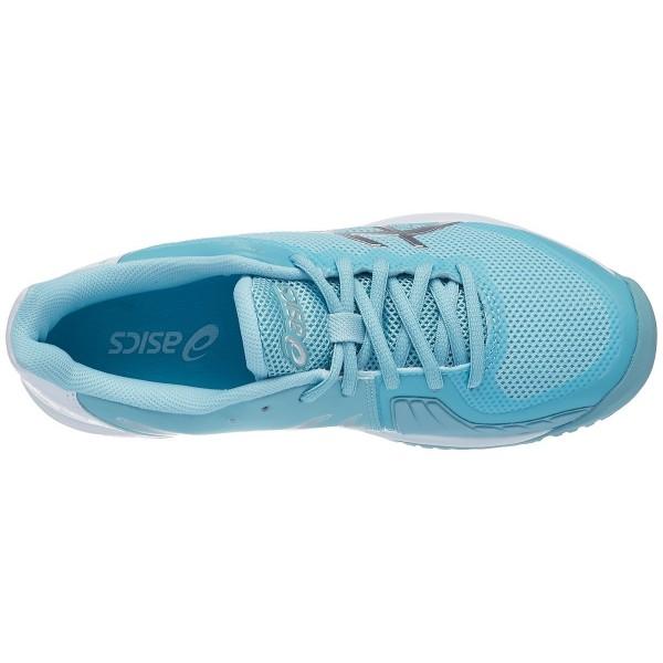 Теннисные кроссовки жен Asics Gel-Court Speed White/Blue