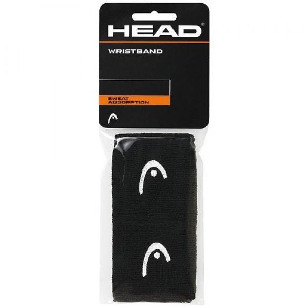 """Напульсник Head 2.5"""" Черный"""
