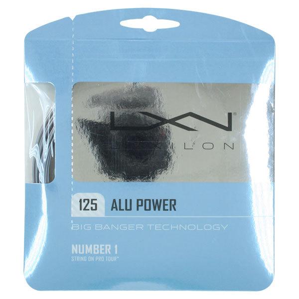 Теннисная струна Luxilon Alu Power 12 метров.
