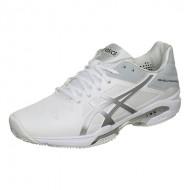 Теннисные кроссовки жен Asics Gel Solution Speed 3 Грунт White