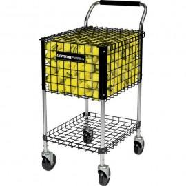 Теннисная корзина Gamma Ballhopper Brute Teaching Cart  на 325 мячей.