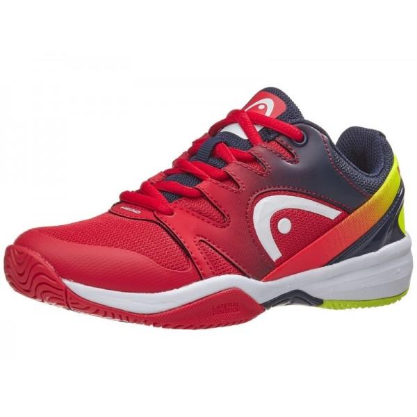 3c0d38955 Детские теннисные кроссовки Head Spint Pro Red/Blue купить