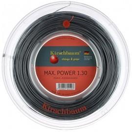 Теннисная струна Kirsсhbaum Max Power 200 метров.