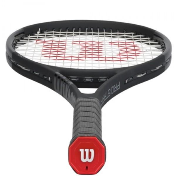 Теннисная ракетка Wilson Pro Staff 97 LS Black Countervail (Вес: 290 Голова: 97)