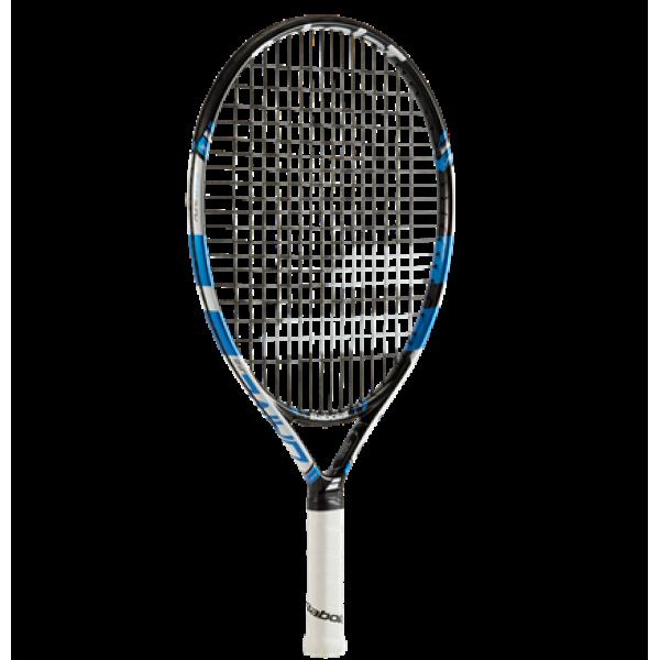 Детская теннисная ракетка Babolat Pure Drive Junior 21 Black/Blue