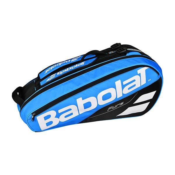 Теннисная сумка Babolat Pure Drive 2018 Tennis Bags Blue 6 ракеток