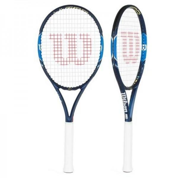Теннисная ракетка Wilson Ultra 100 (Вес: 300, Голова: 100)