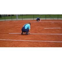 Особенности предсезонного восстановления теннисного корта