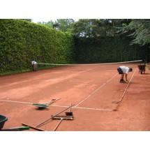 Как увеличить срок службы грунтового теннисного корта?
