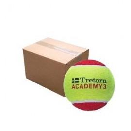 Теннисные мячи Tretorn Academy Stage 3 (RED) 72 мяча.