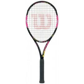 Теннисная ракетка Wilson Burn 100 LS Pink (Вес: 280, Голова: 100)