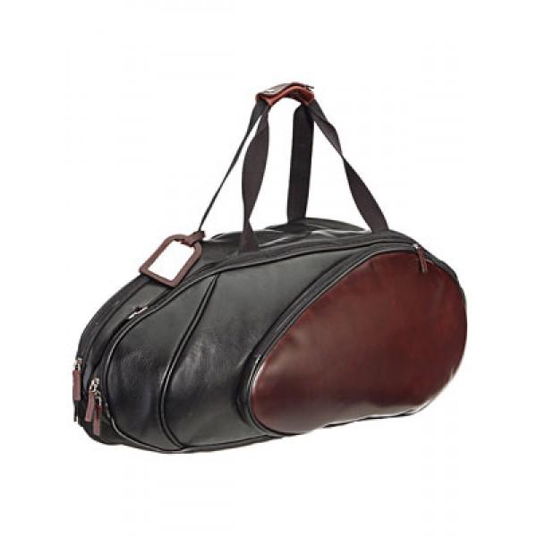 Теннисная сумка кожаная Wilson Tennis Leather Bag