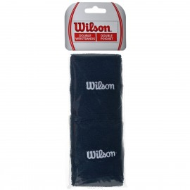 "Напульсник Wilson Double Wristbands 5"" Черный"