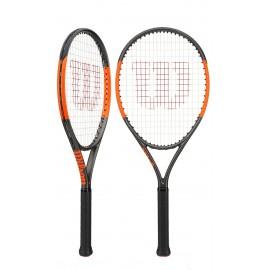 Детская теннисная ракетка Wilson Burn 26S Junior