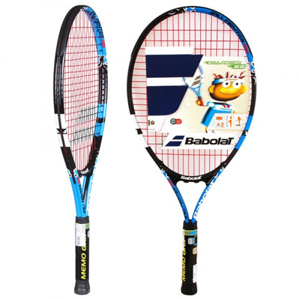 Детская теннисная ракетка Babolat Ballfighter 25 Black/Blue