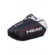 Теннисная сумка Head Djokovic Series 9R Supercombi