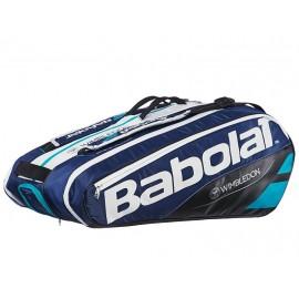 Сумка Babolat Pure Wimbledon на 12 ракеток