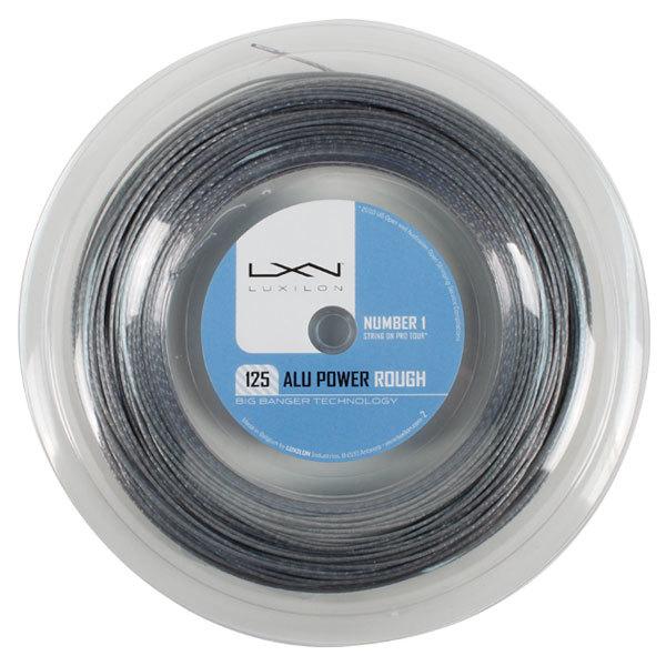 Теннисная струна Luxilon BB Alu Power Rough 200 метров