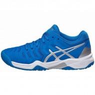 Детские теннисные кроссовки Asics Gel-Resolution 7 GS Blue