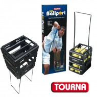 Теннисная корзина для мячей Tourna Ballport 36 мячей