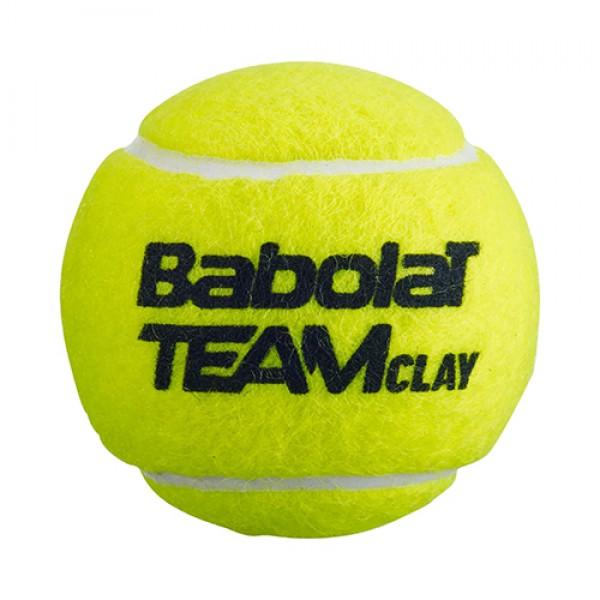 Теннисные мячи Babolat Team Clay Court 72 мяча