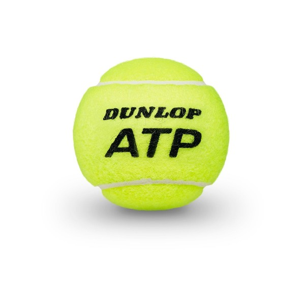 Теннисные мячи Dunlop ATP 4 мяча
