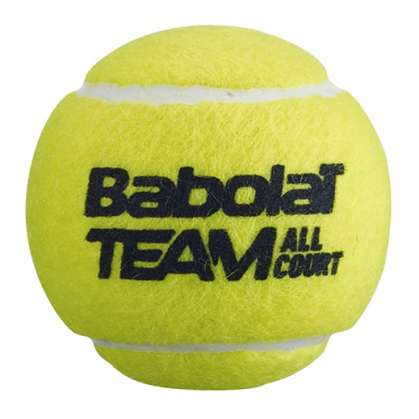 Теннисные мячи Babolat Team All Court 4 мяча