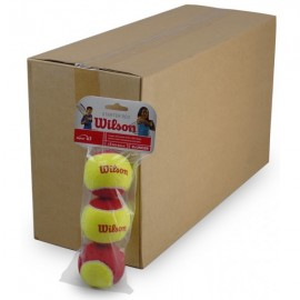 Теннисные мячи Wilson Starter Red Ball 72 мяча