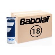 Теннисные мячи Babolat Team All Court 72 мяча