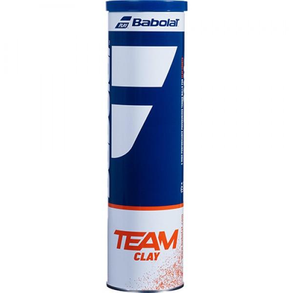 Теннисные мячи Babolat Team Clay Court 4 мяча