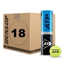 Теннисные мячи Dunlop ATP 72 мяча