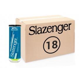 Теннисные мячи Slazenger Championship Hydroguard 72 мячей (18 по 4 мяча)